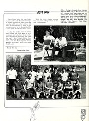 East Noble High School - Legend Yearbook (Kendallville, IN) online yearbook collection, 1985 Edition, Page 98