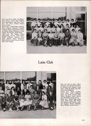 East Peoria Community High School - Epoch Yearbook (East Peoria, IL) online yearbook collection, 1962 Edition, Page 119