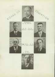 Page 10, 1940 Edition, East Sparta High School - Spartan Yearbook (East Sparta, OH) online yearbook collection