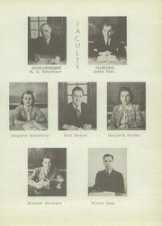 Page 11, 1940 Edition, East Sparta High School - Spartan Yearbook (East Sparta, OH) online yearbook collection