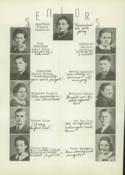 Page 16, 1940 Edition, East Sparta High School - Spartan Yearbook (East Sparta, OH) online yearbook collection