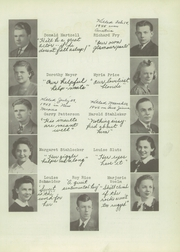 Page 17, 1940 Edition, East Sparta High School - Spartan Yearbook (East Sparta, OH) online yearbook collection