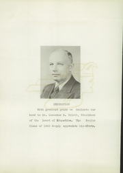 Page 8, 1940 Edition, East Sparta High School - Spartan Yearbook (East Sparta, OH) online yearbook collection