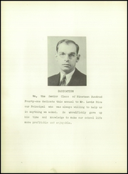 East Sparta High School - Spartan Yearbook (East Sparta, OH) online yearbook collection, 1941 Edition, Page 6 of 64