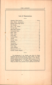 Eastern Junior High School - Arrow Yearbook (Pontiac, MI) online yearbook collection, 1927 Edition, Page 7