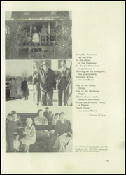 Eastern Mennonite School - Shenandoah Yearbook (Harrisonburg, VA) online yearbook collection, 1954 Edition, Page 83