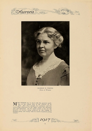 Eastern Michigan University - Aurora Yearbook (Ypsilanti, MI) online yearbook collection, 1917 Edition, Page 10 of 271