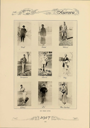 Eastern Michigan University - Aurora Yearbook (Ypsilanti, MI) online yearbook collection, 1917 Edition, Page 204