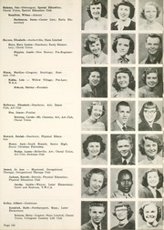 Eastern Michigan University - Aurora Yearbook (Ypsilanti, MI) online yearbook collection, 1949 Edition, Page 147