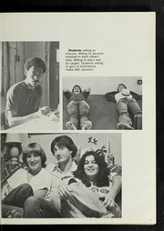 Eastern Nazarene College - Nautilus Yearbook (Quincy, MA) online yearbook collection, 1979 Edition, Page 15