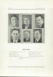 Eastern Washington University - Kinnikinick Yearbook (Cheney, WA) online yearbook collection, 1929 Edition, Page 15