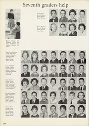 Edison High School - Torch Yearbook (Tulsa, OK) online yearbook collection, 1962 Edition, Page 248