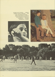 Edison High School - Torch Yearbook (Tulsa, OK) online yearbook collection, 1969 Edition, Page 8