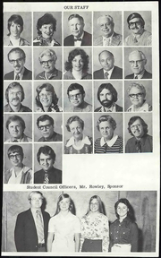 Edison Junior High School - Yearbook (Dearborn, MI) online yearbook collection, 1974 Edition, Page 7