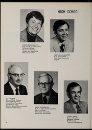 Edon High School - Key of E Yearbook (Edon, OH) online yearbook collection, 1974 Edition, Page 10