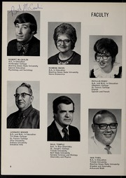 Edon High School - Key of E Yearbook (Edon, OH) online yearbook collection, 1974 Edition, Page 12