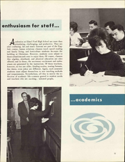 Edsel Ford High School - Flight Yearbook (Dearborn, MI) online yearbook collection, 1964 Edition, Page 17 of 188