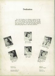 Page 6, 1956 Edition, Edwardsburg High School - Yearling Yearbook (Edwardsburg, MI) online yearbook collection
