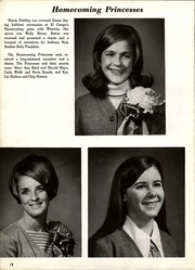 El Campo High School - Echo Yearbook (El Campo, TX) online yearbook collection, 1969 Edition, Page 16
