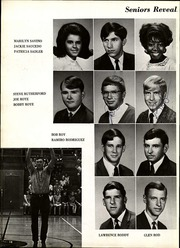 El Campo High School - Echo Yearbook (El Campo, TX) online yearbook collection, 1969 Edition, Page 18