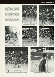 El Campo High School - Echo Yearbook (El Campo, TX) online yearbook collection, 1980 Edition, Page 76