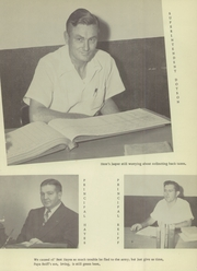 El Jardin High School - Cougar Yearbook (Brownsville, TX) online yearbook collection, 1952 Edition, Page 15