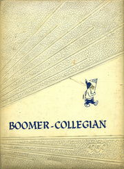 El Reno High School - Boomer Yearbook (El Reno, OK) online yearbook collection, 1959 Edition, Page 1