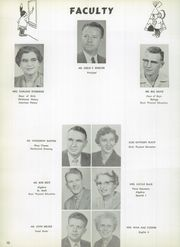 El Reno High School - Boomer Yearbook (El Reno, OK) online yearbook collection, 1959 Edition, Page 14