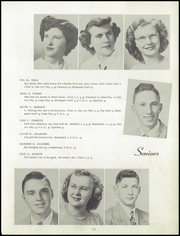 Eleva Strum Central High School - Cardinal Yearbook (Strum, WI) online yearbook collection, 1951 Edition, Page 15