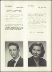 Elgin Academy - Hilltop Yearbook (Elgin, IL) online yearbook collection, 1950 Edition, Page 13