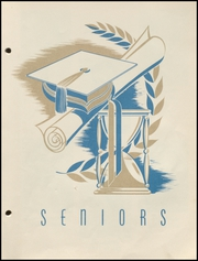 Elgin High School - Panther Tracks Yearbook (Elgin, IA) online yearbook collection, 1951 Edition, Page 15
