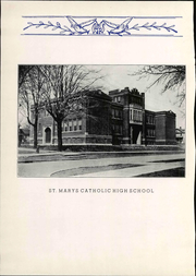 Elk County Catholic High School - Memories Yearbook (St Marys, PA) online yearbook collection, 1943 Edition, Page 8