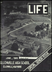 Ellenville High School - Shawangan Yearbook (Ellenville, NY) online yearbook collection, 1958 Edition, Page 7