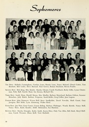 Elmhurst High School - Anlibrum Yearbook (Fort Wayne, IN) online yearbook collection, 1963 Edition, Page 24
