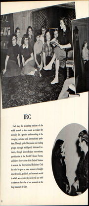 Elmira College - Iris Yearbook (Elmira, NY) online yearbook collection, 1953 Edition, Page 14 of 136