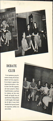 Elmira College - Iris Yearbook (Elmira, NY) online yearbook collection, 1953 Edition, Page 15
