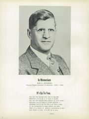 Elmwood Community High School - Ulmus Yearbook (Elmwood, IL) online yearbook collection, 1957 Edition, Page 6 of 96