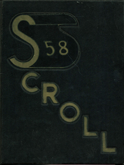Elmwood Park High School - Scroll Yearbook (Elmwood Park, IL) online yearbook collection, 1958 Edition, Page 1