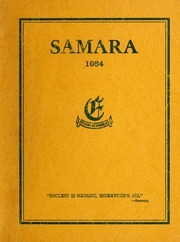 Elmwood School - Samara Yearbook (Ottawa, Ontario Canada) online yearbook collection, 1954 Edition, Page 1