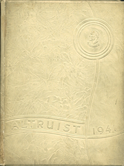 Emerson High School - Altruist Yearbook (Union City, NJ) online yearbook collection, 1941 Edition, Cover