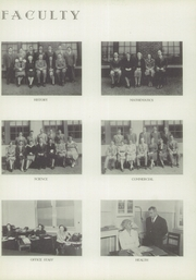Page 13, 1941 Edition, Emerson High School - Altruist Yearbook (Union City, NJ) online yearbook collection