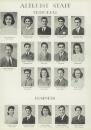 Page 15, 1941 Edition, Emerson High School - Altruist Yearbook (Union City, NJ) online yearbook collection