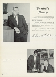 Eminence High School - Emitonian Yearbook (Eminence, IN) online yearbook collection, 1967 Edition, Page 10