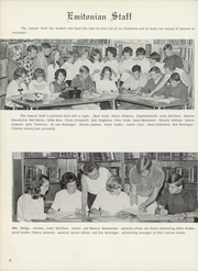 Eminence High School - Emitonian Yearbook (Eminence, IN) online yearbook collection, 1967 Edition, Page 8