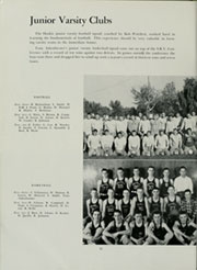 Emmett High School - Squaw Butte Saga Yearbook (Emmett, ID) online yearbook collection, 1952 Edition, Page 46