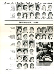 Emporia High School - Re Echo Yearbook (Emporia, KS) online yearbook collection, 1981 Edition, Page 188