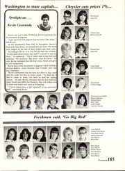 Emporia High School - Re Echo Yearbook (Emporia, KS) online yearbook collection, 1981 Edition, Page 189 of 206