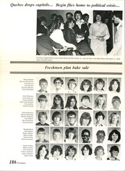 Emporia High School - Re Echo Yearbook (Emporia, KS) online yearbook collection, 1981 Edition, Page 190