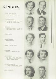 Ensley High School - Jacket Yearbook (Birmingham, AL) online yearbook collection, 1953 Edition, Page 17