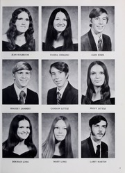 Ervinton High School - Pioneer Yearbook (Nora, VA) online yearbook collection, 1973 Edition, Page 11